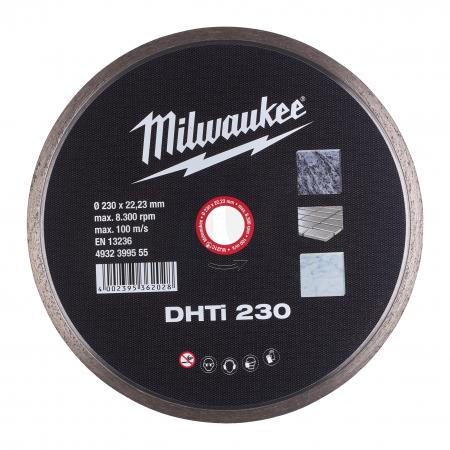 MILWAUKEE Diamantový kotouč  DHTi 230 x 22,2 mm 4932399555