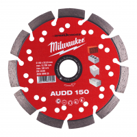 MILWAUKEE Diamantový kotouč  AUDD 150 mm 4932399825