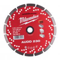 MILWAUKEE Diamantový kotouč  AUDD 230 mm 4932399826