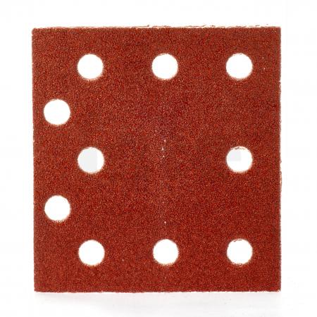 MILWAUKEE Brusný papír 115x107 zrnitost 60 - 10ks 4932430815