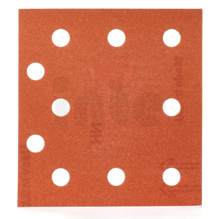 MILWAUKEE Brusný papír 115x107 zrnitost 240 - 10ks 4932430818