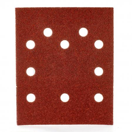MILWAUKEE Brusný papír 115x140mm, zrnitost 60 - 10ks 4932430819