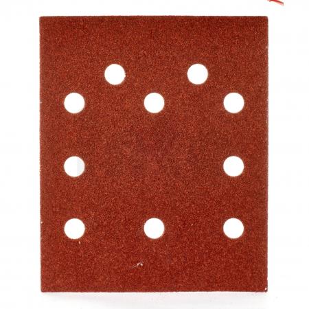MILWAUKEE Brusný papír 115x140 zrnitost, 80 - 10ks 4932430820
