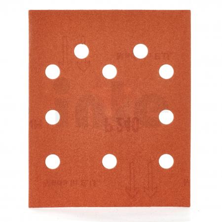 MILWAUKEE Brusný papír 115x140, zrnitost 240 - 10ks 4932430821