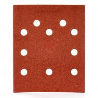 MILWAUKEE Brusný papír 115x140, zrnitost 120 - 10ks 4932430822