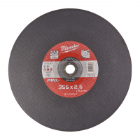 MILWAUKEE CutWSC 41/355X2,5 PRO+ řezný kotouč -1ks 4932451505