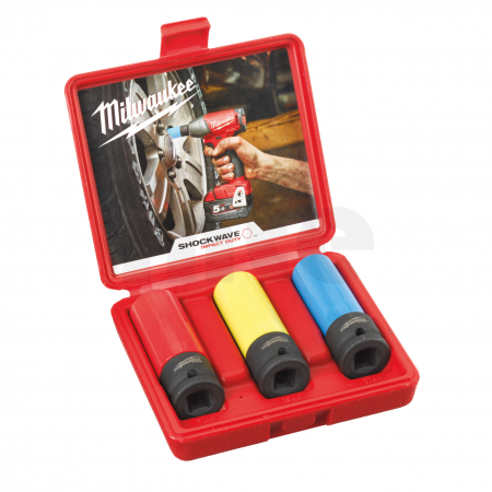 MILWAUKEE Set nástrčných klíčů do auta 4932451568