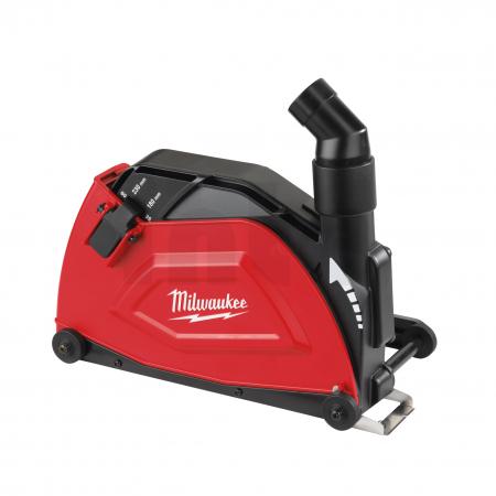 MILWAUKEE  - Ochrana proti prachu pro řezání 4932459341