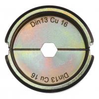 MILWAUKEE  - DIN13 CU 16-1PC Pojistný kroužek 4932459465