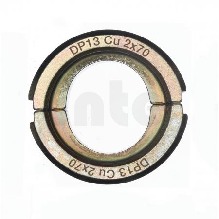 MILWAUKEE  - DP13 CU 2X70-1PC Pojistný kroužek 4932459538