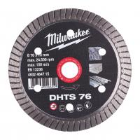 MILWAUKEE Diamantový kotouč 76mm pro M12 FCOT 4932464715