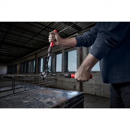 MILWAUKEE Štípací pákové kleště  nastavitelné 360-450mm 4932464850