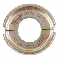 MILWAUKEE  - Krimpovací čelisti  C22 CU50/C8C9 -1PC 4932464866