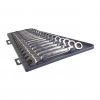 MILWAUKEE Sada kombinovaných klíčů MAX BITE s metrickými mírami (15 ks) 4932464994