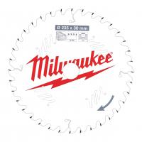 MILWAUKEE Pilový kotouč dřevo 235X30X2.4X36ATB 4932471306
