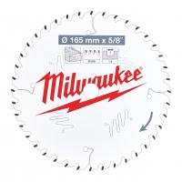 MILWAUKEE Pilový kotouč dřevo 165X15.87X1.6X40ATB 4932471312