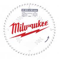 MILWAUKEE Pilový kotouč dřevo 305X30X3.0X60ATB NEG. 4932471321