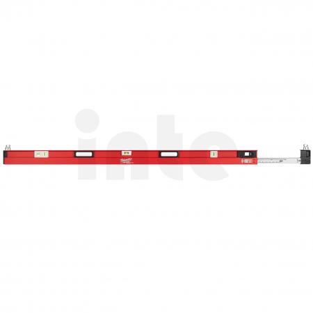 MILWAUKEE Prodlužovací vodováha 200 cm - 366 cm 4932471355