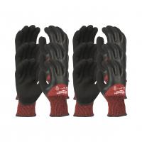 MILWAUKEE Zimní rukavice odolné proti proříznutí Stupeň 3 -  vel M/8 - 12ks  4932471610