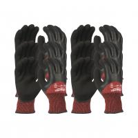 MILWAUKEE Zimní rukavice odolné proti proříznutí Stupeň 3 -  vel XL/10 - 12ks  4932471612
