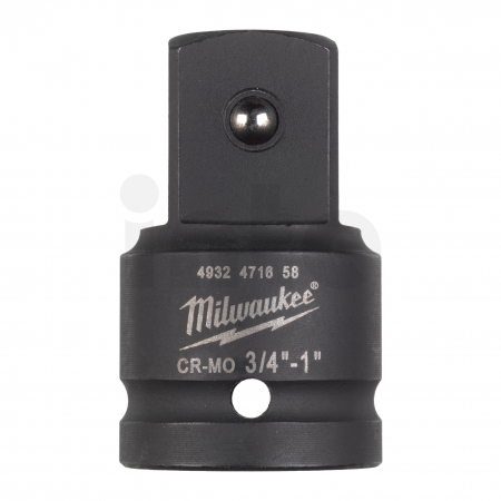 "MILWAUKEE Adaptér Shockwave HEX  z 3/4""  na 1"" 4932471658"