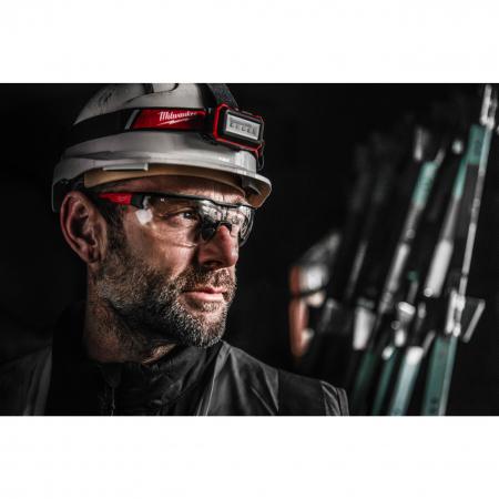 MILWAUKEE Ochranné brýle čiré - 1ks 4932471881