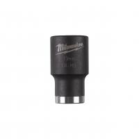 """MILWAUKEE Průmyslové hlavice Shockwave 3/8"""" HEX 11mm krátké 4932478010"""