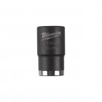 """MILWAUKEE Průmyslové hlavice Shockwave 3/8"""" HEX 13mm krátké 4932478012"""