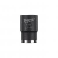 """MILWAUKEE Průmyslové hlavice Shockwave 3/8"""" HEX 14mm krátké 4932478013"""