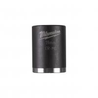 """MILWAUKEE Průmyslové hlavice Shockwave 3/8"""" HEX 19mm krátké 4932478018"""