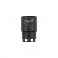 """MILWAUKEE Průmyslové hlavice Shockwave 1/2"""" HEX 14mm krátké 4932478039"""