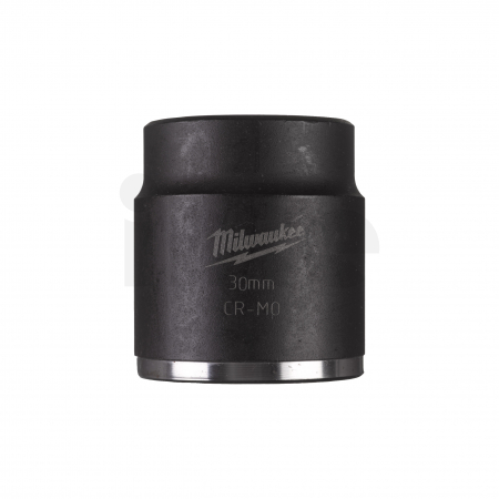 """MILWAUKEE Průmyslové hlavice Shockwave 1/2"""" HEX 30mm krátké 4932478049"""