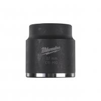 """MILWAUKEE Průmyslové hlavice Shockwave 1/2"""" HEX 32mm krátké 4932478050"""