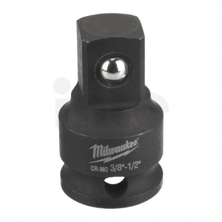 "MILWAUKEE Adaptér Shockwave HEX  z 3/8"" čtyřhran na 1/2"" čtyřhran 4932478051"