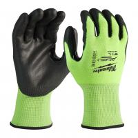 MILWAUKEE Reflexní rukavice odolné proti proříznutí Level 3 - vel L/9 4932478132