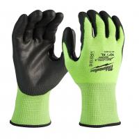 MILWAUKEE Reflexní rukavice odolné proti proříznutí Level 3 - vel XL/10 4932478133