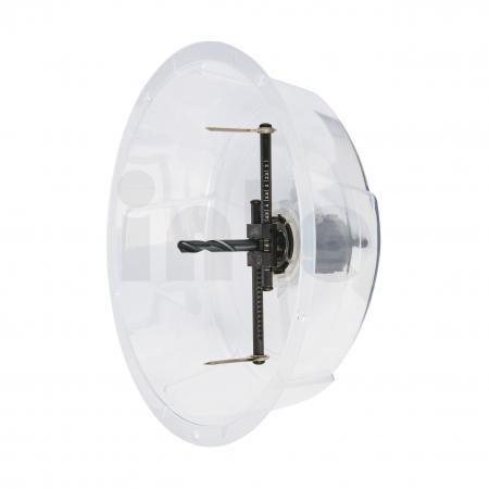 MILWAUKEE Nastavitelná kruhová pila 178mm s krytem 49560260