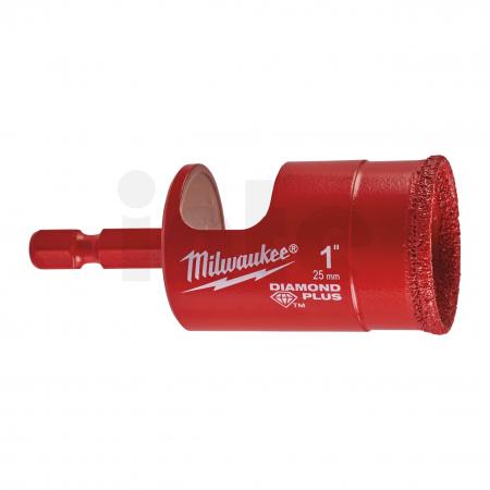 MILWAUKEE Vrták Diamond Plus 25mm 49560517