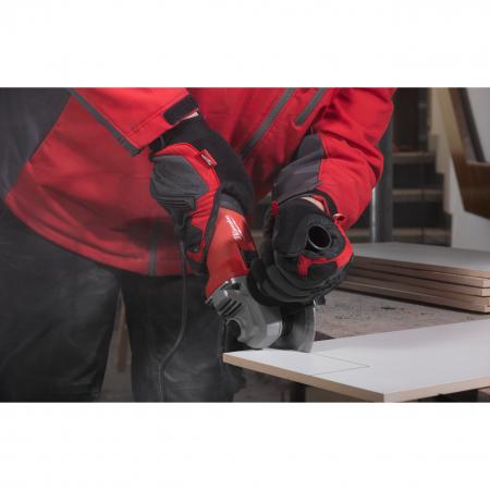 MILWAUKEE AG800-125E - 800 W Úhlová bruska 4933451211