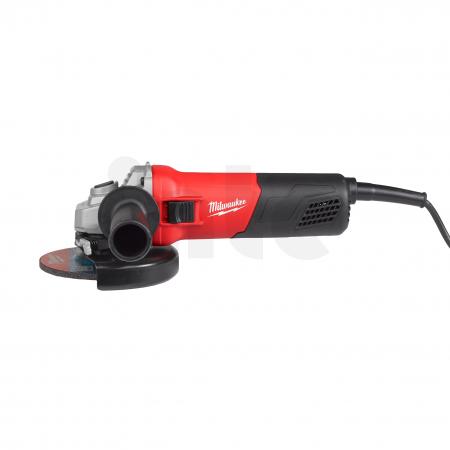 MILWAUKEE AG800-125EK - 800 W úhlová bruska 4933451213
