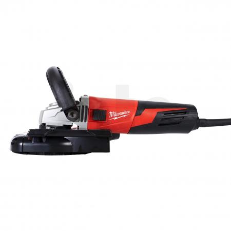 MILWAUKEE AGV15-125XE DEG-SET - 1550 W úhlová bruska s odsáváním prachu  4933448830