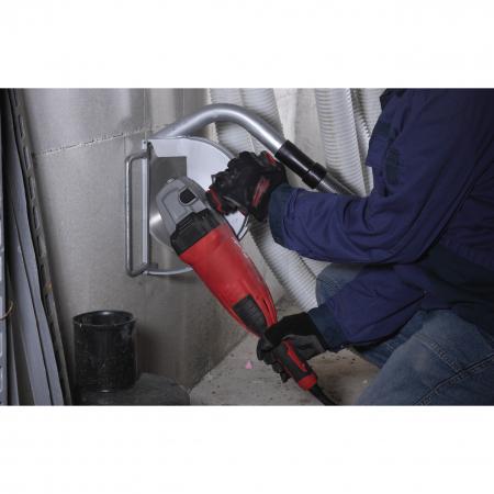 MILWAUKEE AGVK24-230EK DMS - 2400 W úhlová bruska s bezpečnostní spojkou a AVS 4933451414