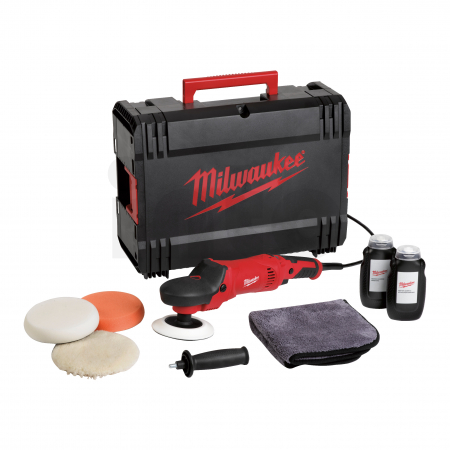 MILWAUKEE AP14-2 200E SET  - 1450 W leštička 4933432795