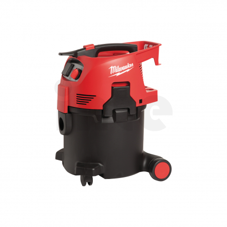 MILWAUKEE AS300ELCP - Vysavač prachu třídy L (30 litrů) - snadné čištění filtru 4933416060