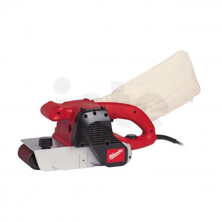MILWAUKEE BS100LE - 4˝ (100 mm) pásová bruska 4933385150
