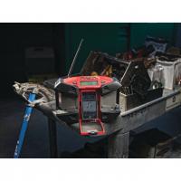 MILWAUKEE C12JSR-0 - M12™ kompaktní rádio s napojením na MP3 4933416365