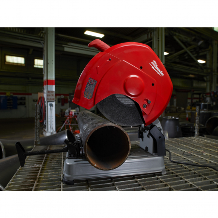 MILWAUKEE CHS355 - 2300W rozbrušovací pila na kov 4933411760