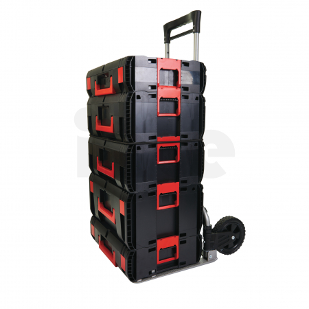MILWAUKEE HD BOX TROLLEY - HD box vozík 4933459119