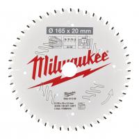 MILWAUKEE Pilový kotouč dřevo 165X20X2.2X48ATB 4932471295