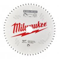 MILWAUKEE Pilový kotouč hliník 235X30X2.4X60TF NEG. 4932471309